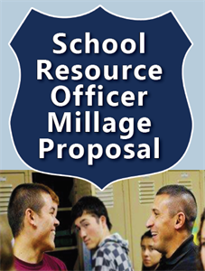 School Resource Officer Millage Proposal