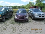 AUCTION SALE - CHRYSLER PT CRUISER